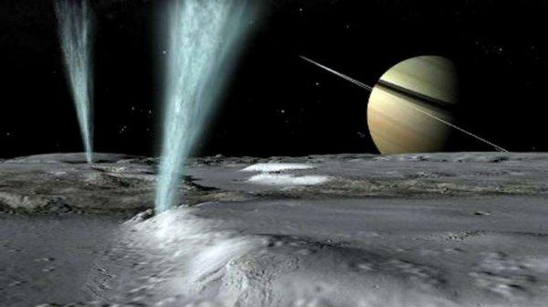 На спутнике Сатурна нашли сложную органику