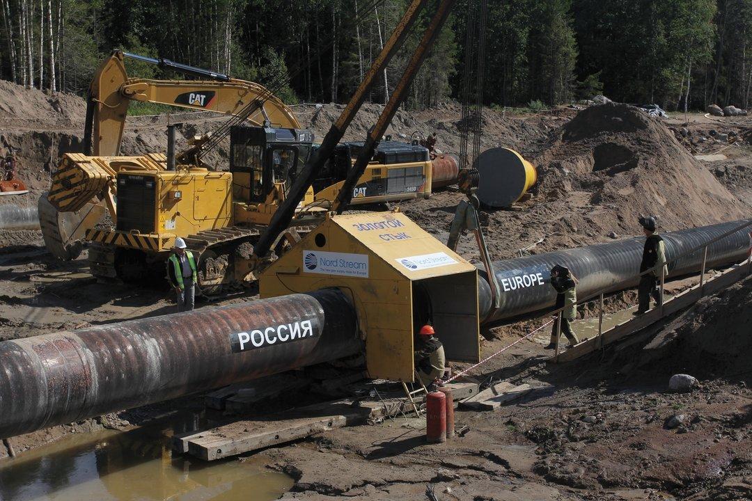 Сообщение о выводе Nord Stream-2 из-под санкций США оказалось ошибкой