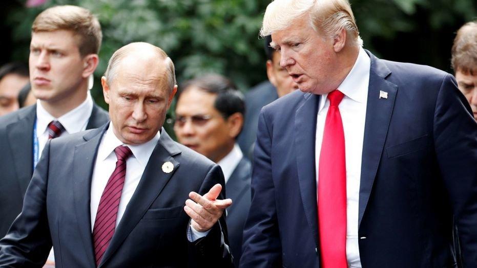 Трамп о признании Крыма российским: Посмотрим