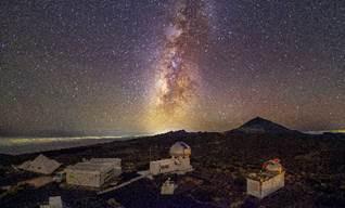 Интеллектуальное городское освещение на Канарских островах поможет работе астрономов
