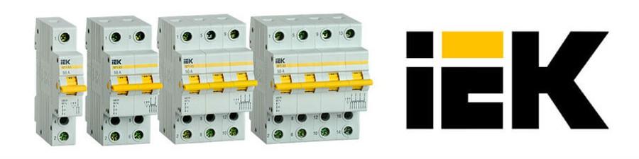 ГК IEK выпустила новые трехпозиционные выключатели-разъединители ВРТ-63 на 50 и 63 А