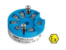 «Энергопромавтоматика» принимает заказы на новые преобразователи аналоговых сигналов ОВН НПТ-3 Ex