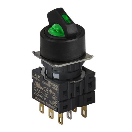 «Автоникс» анонсировал серию селекторных переключателей S16SR для управления производственными операциями