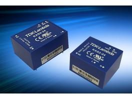 TDK-Lambda анонсировала выпуск новых компактных AC-DC источников питания для монтажа на плату