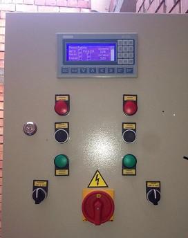 Автоматическая система отливного-приливного действия для конных полей