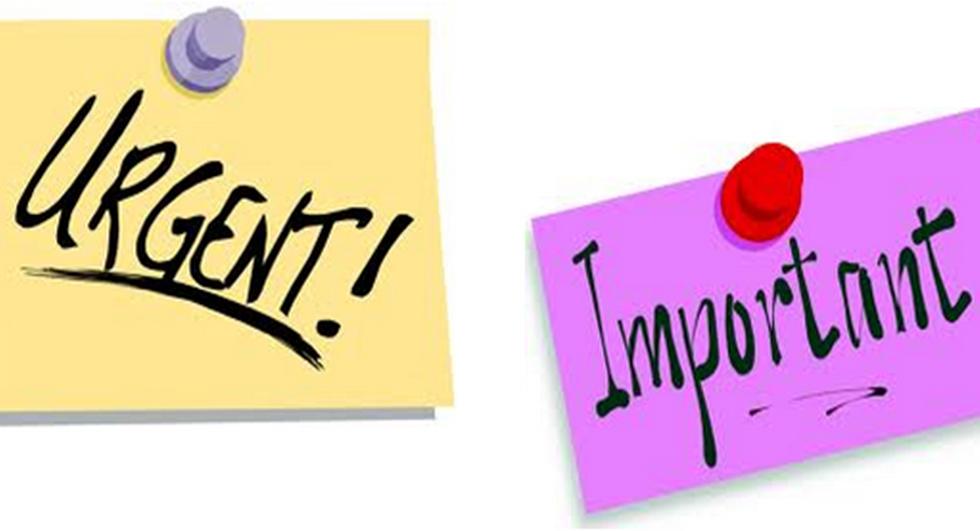 Как сосредоточиться на том, что действительно важно, а не только на том, что срочно?
