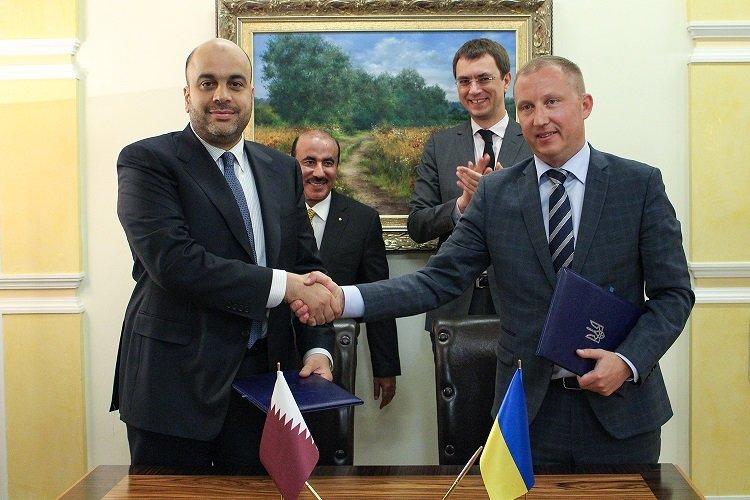 """Катар заинтересовался концессией портов """"Ольвия"""" и """"Херсон"""""""