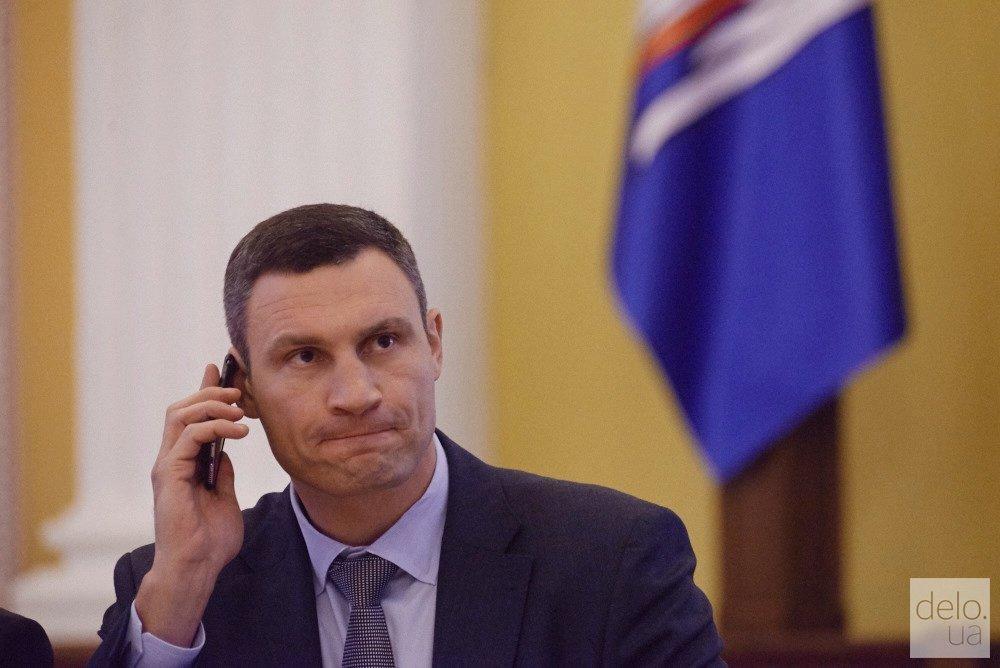 Кличко хочет еще один срок побыть мэром Киева