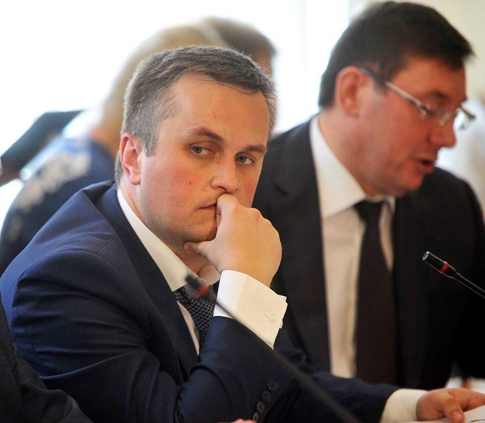 Комиссия прокуроров предлагает вынести выговор Холодницкому без увольнения