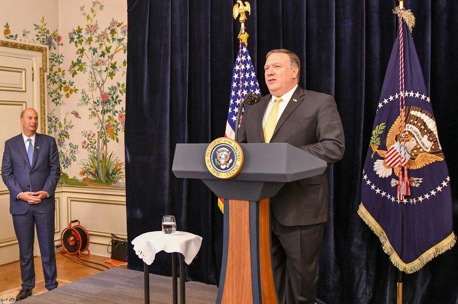 """""""Крымская декларация"""": США официально закрепили свою позицию по оккупации Крыма"""