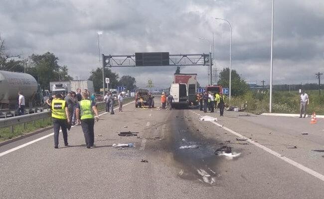 МВД усилит патрульные группы на дорогах Украины