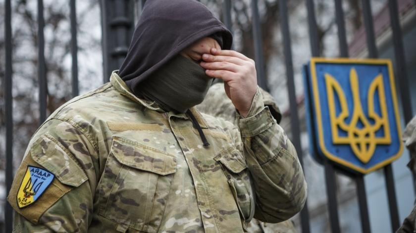 На Донбассе погибли двое украинских военных — штаб