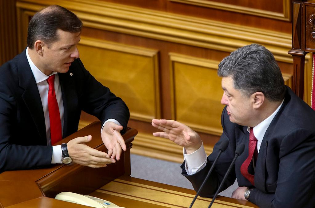 Порошенко ветировал закон о предотвращении контрабанды лесоматериалов