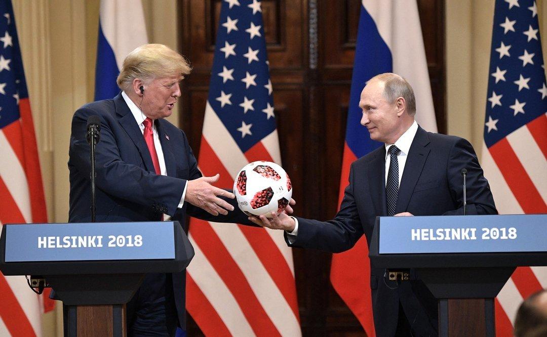 Трамп уверяет, что ничего не уступил Путину