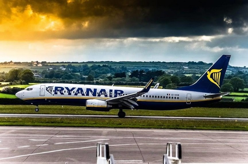 Забастовка в Ryanair: отменили более 600 рейсов