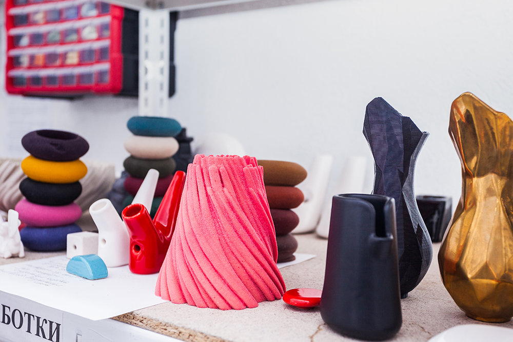 Первые украинские 3D-принтеры поедут в Польшу и США — сооснователь Kwambio