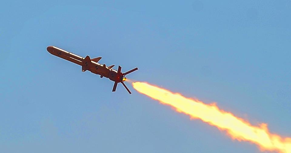 В Одесской области испытали крылатую ракету