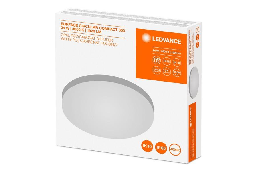 Новые светильники LEDVANCE для гостиничного бизнеса: комфорт и уют включены