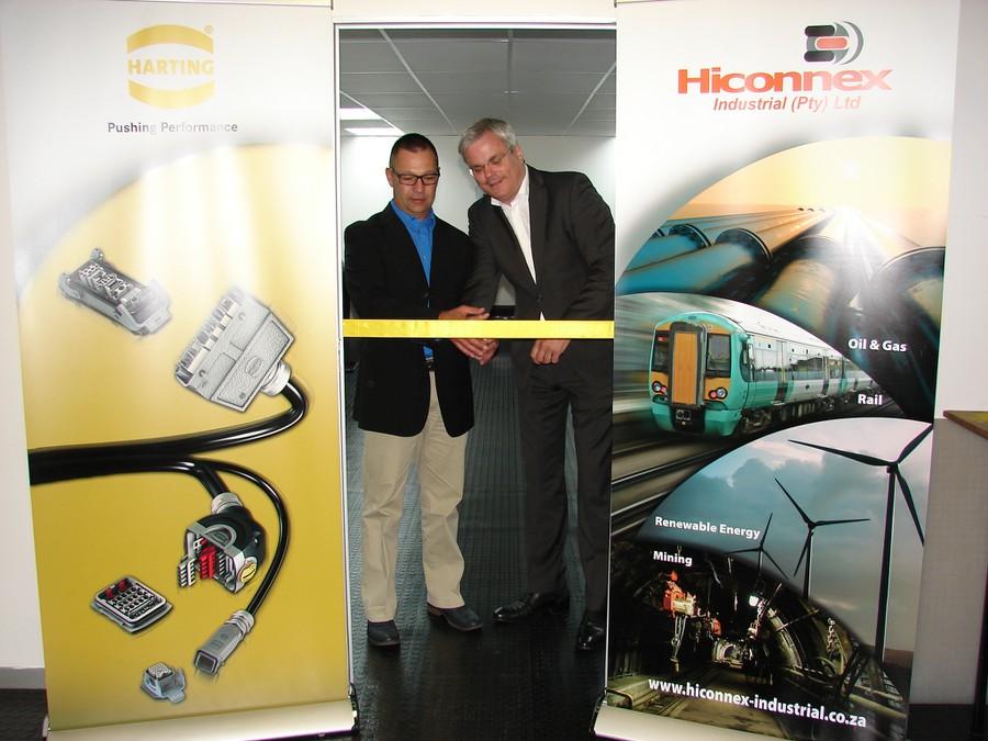 Южная Африка: Технологии HARTING — надежная работа поездов Alstom