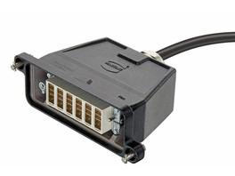 HARTING расширил область применения кабельных соединений