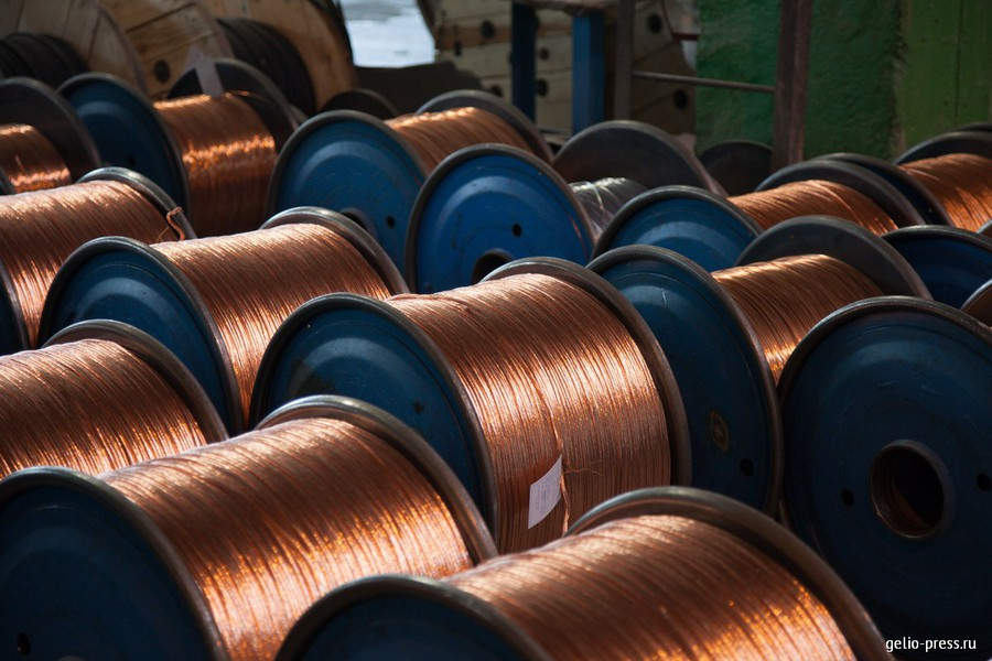 Завод Холдинга Кабельный Альянс в Томске увеличил выпуск силового кабеля на 40%