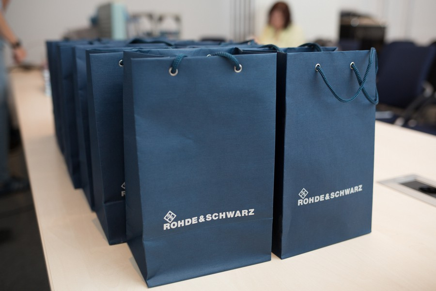 85 лет со дня основания Rohde & Schwarz