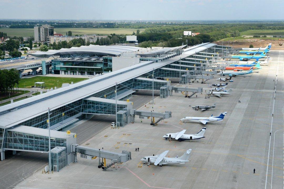 """Аэропорт """"Борисполь"""" заплатил 13 млн грн штрафа"""