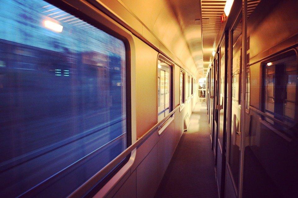 """Что известно о поезде """"четырех столиц"""""""