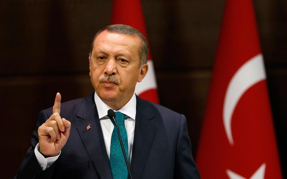 Эрдоган переизбран главой своей партии