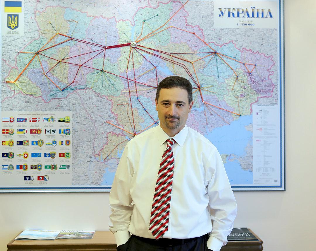 """Смелянского утвердили гендиректором """"Укрпочты"""""""