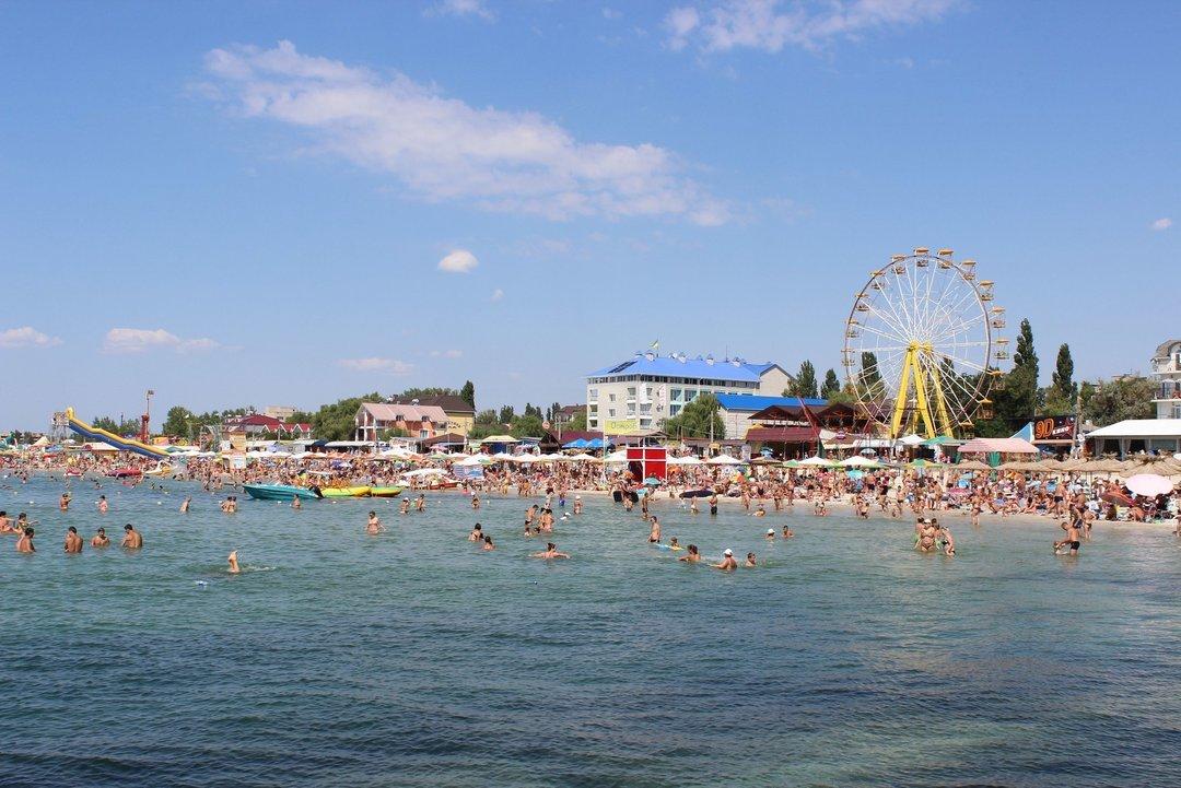 Херсонская область получила на треть больше туристического сбора