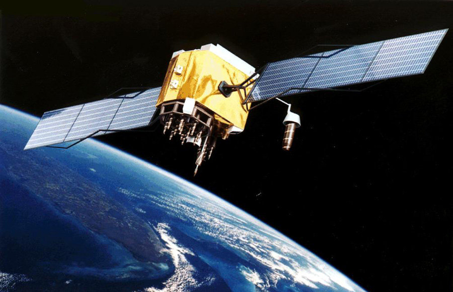 Китай успешно запустил в космос два навигационных спутника