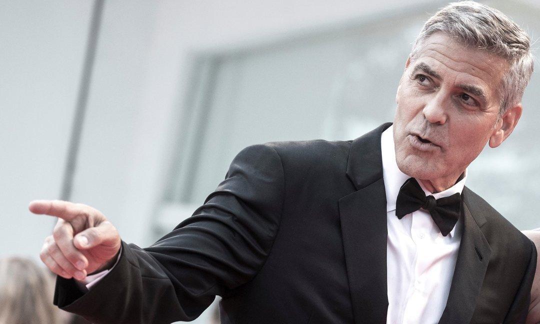 На чем заработал Джордж Клуни: в фильмах в 2018 году не снимался, а рейтинг возглавил