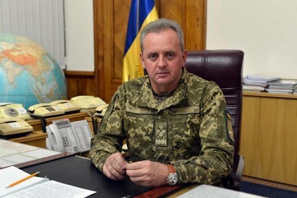 Начальник Генштаба заявил, что добровольцы на линии огня пребывают вне правового поля