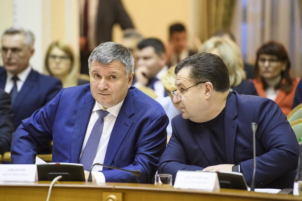 НАПК проверило декларации Авакова, Туричнова и Полторака