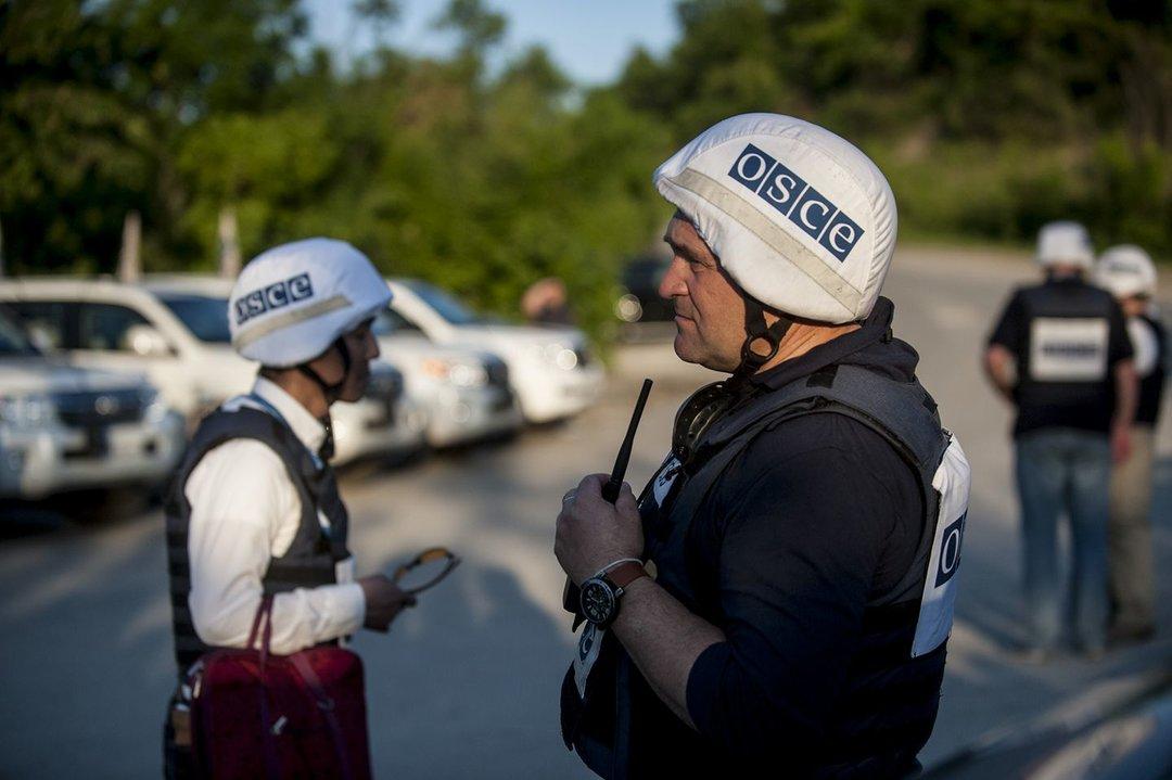 ОБСЕ зафиксировала на Донбассе новейшие российские комплексы радиоэлектронной борьбы