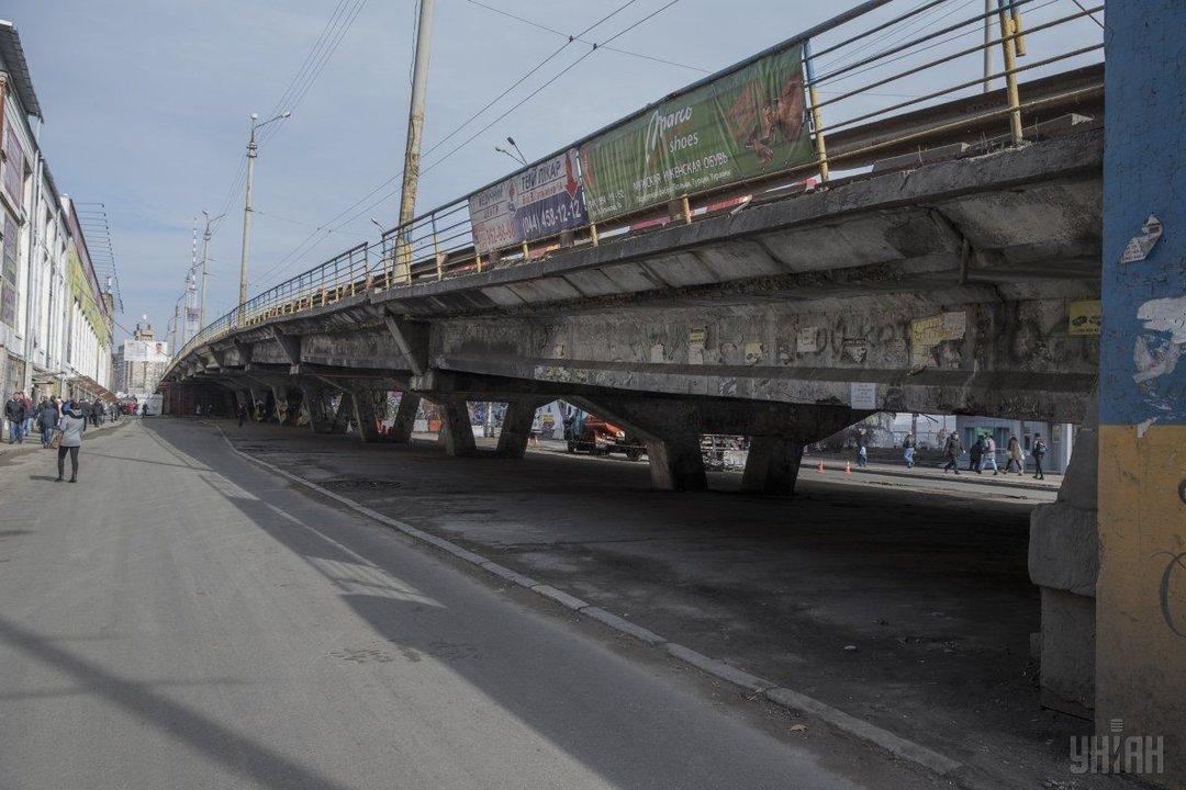 """""""Укравтодор"""" назвал количество мостов, требующих немедленного ремонта"""