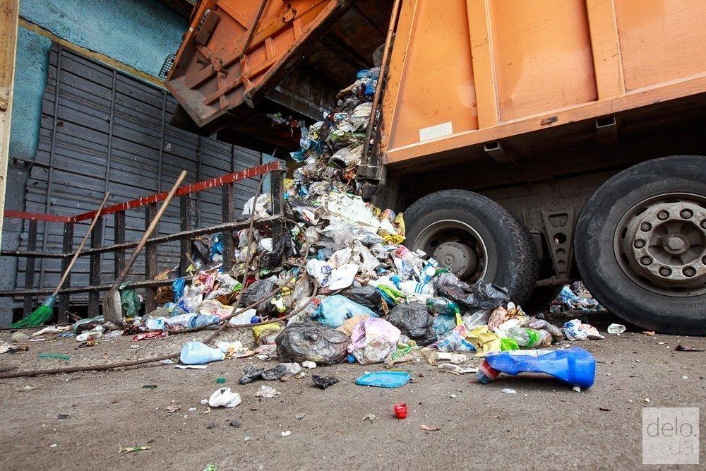 В Киеве объявили конкурс на строительство мусороперерабатывающего завода