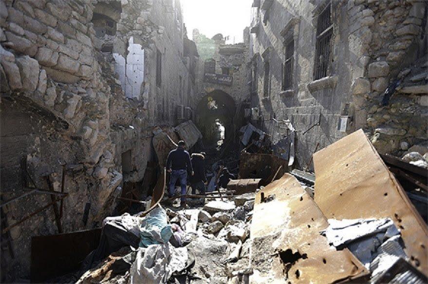 В Сирии планируется масштабное наступление армии Асада на оппозиционный регион