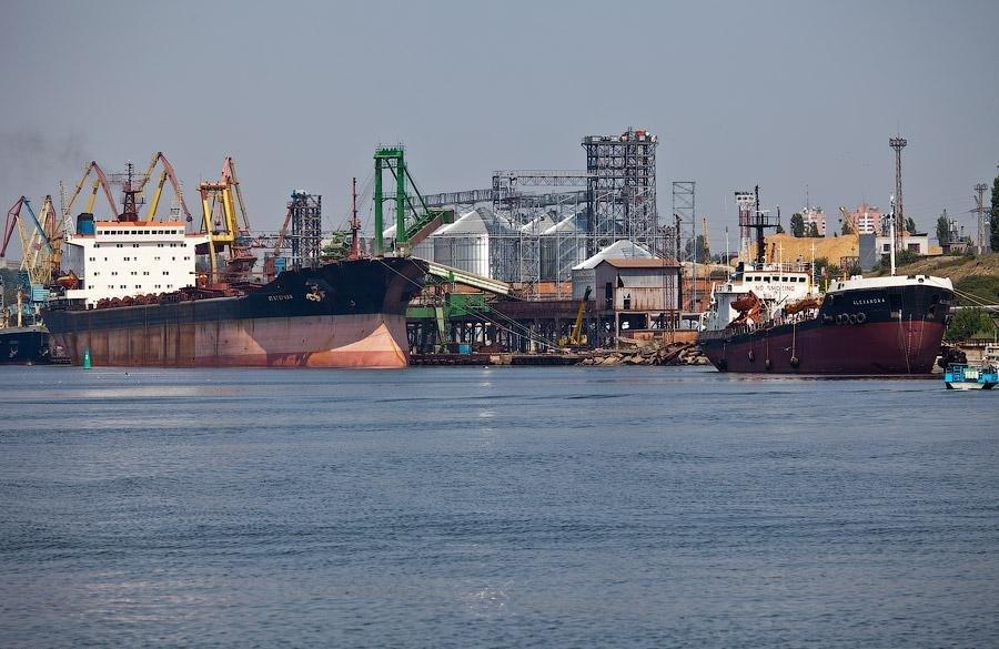 """В """"Трансшипе"""" оценили свои потери от незаконных проверок экоинспекцией судов в портах"""