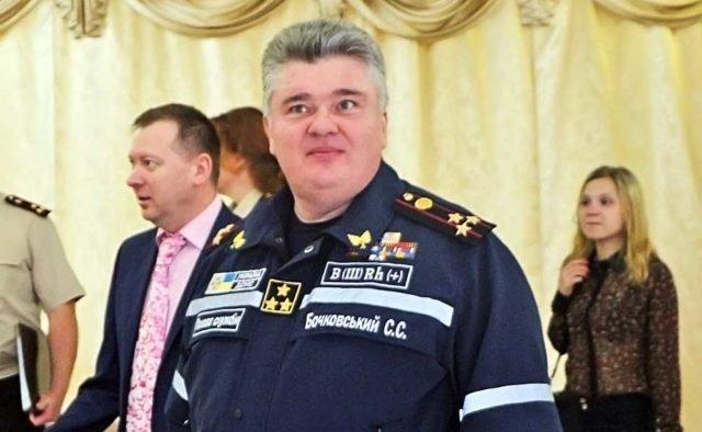 МВД подаст кассацию на восстановления Сергея Бочковского на посту главы ГСЧС