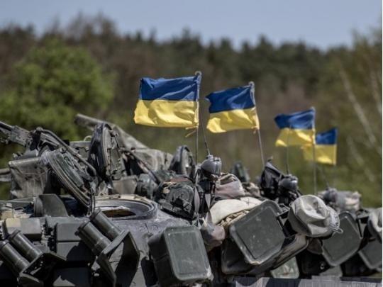 За минувшие сутки на Донбассе погибли двое украинских военных