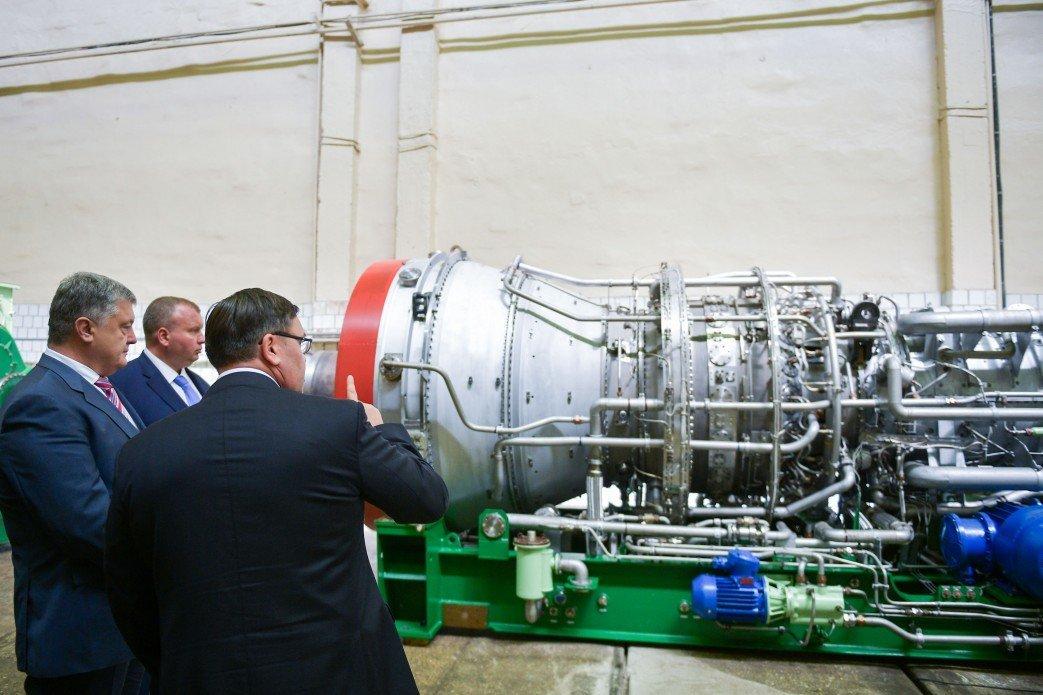 """""""Зоря-Машпроект"""" успешно провел испытания 32 МВт двигателя"""