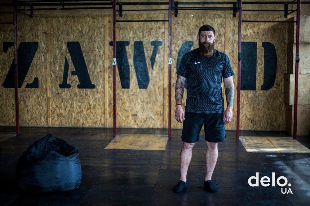 Як ветеран АТО відкрив власний спортзал, і що з цього вийшло