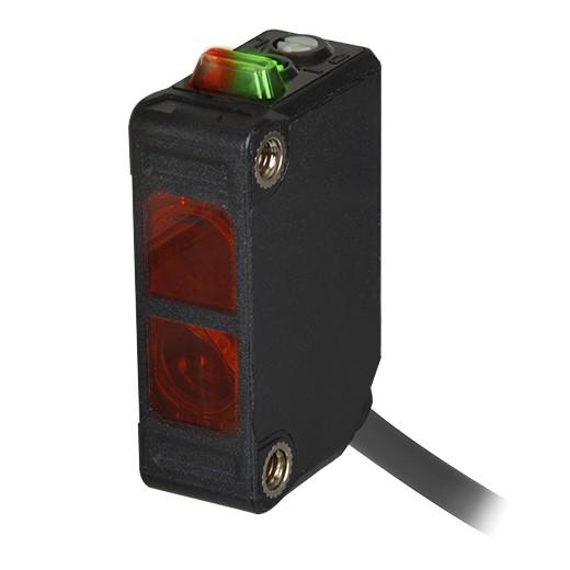 Компактные маслостойкие фотоэлектрические датчики серии BJR-F Series от Autonics с функцией подавления ложных отражений