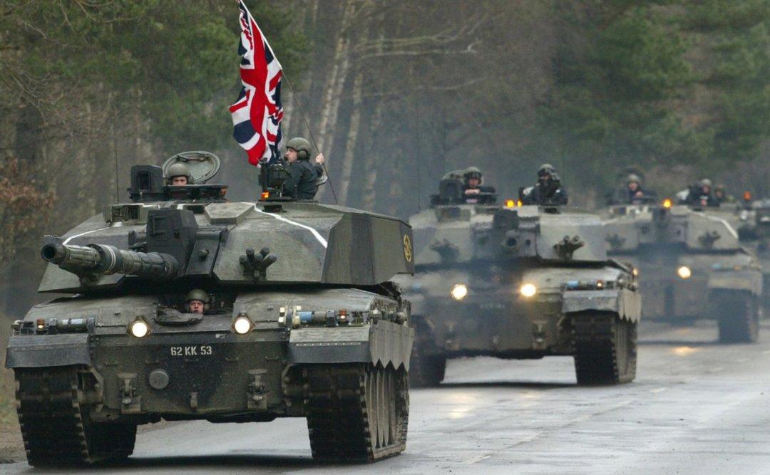Британия после Brexit оставит военных в Германии для сдерживания России
