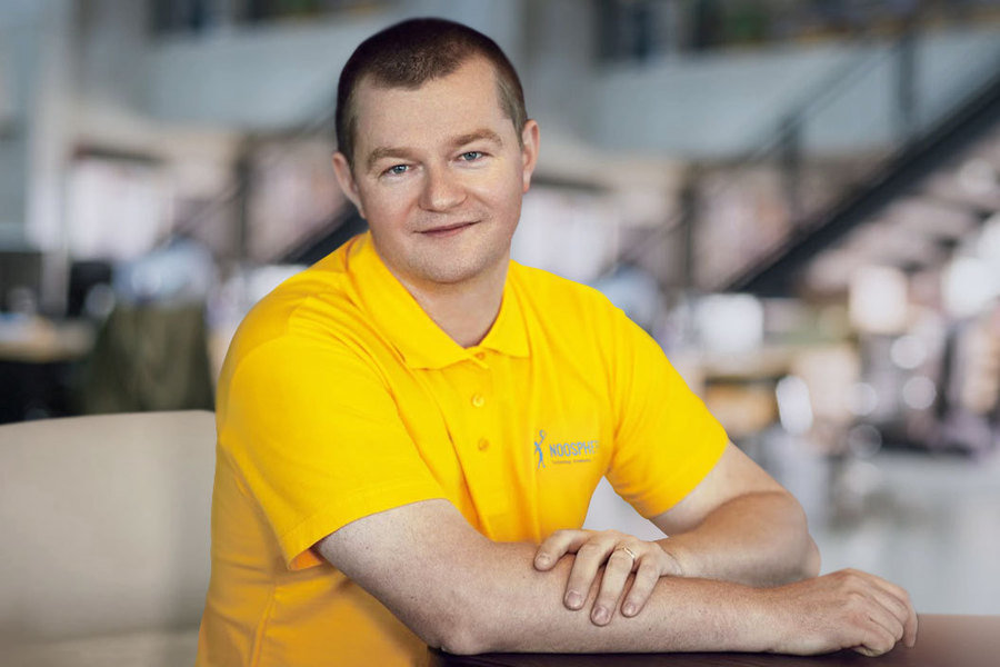 Частный космос вне США: как украинец Макс Поляков развивает индустрию