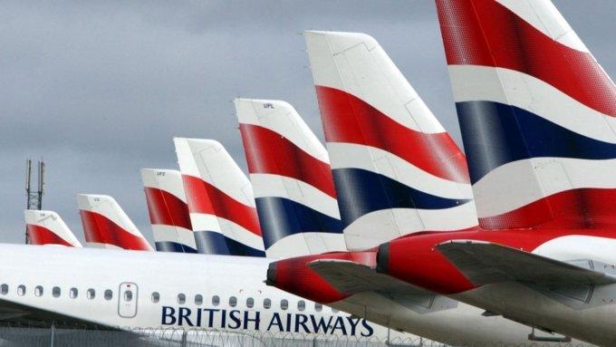 Хакеры украли данные 380 тыс. пассажиров British Airways