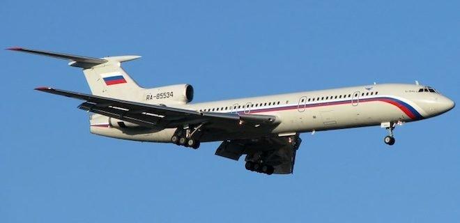 Ирак закрыл небо для российского военного самолета