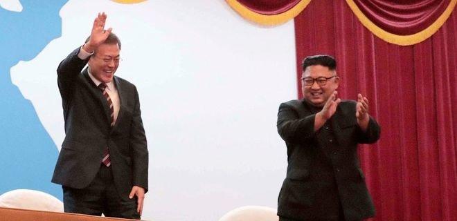 КНДР и Южная Корея подписали соглашение о денуклеаризации Корейского полуострова